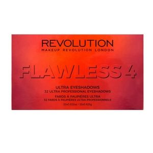 Authentic makeup revolution flawlesss 4 eyeshadow
